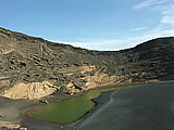 El Golfo, townships and cities of Lanzarote
