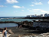 Punta Mujeres, townships and cities of Lanzarote